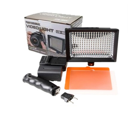 Digital LED-187A Video Camera Light
