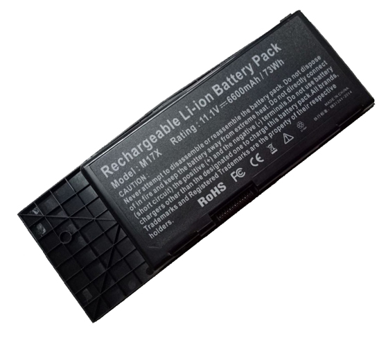 Dell 7XC9N battery