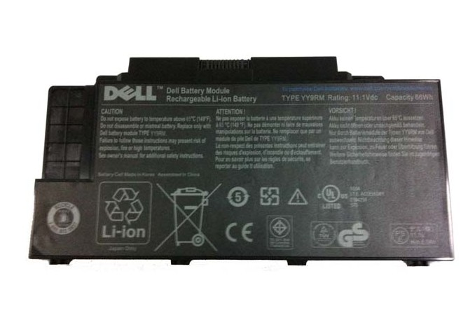 Dell Studio 1569 battery