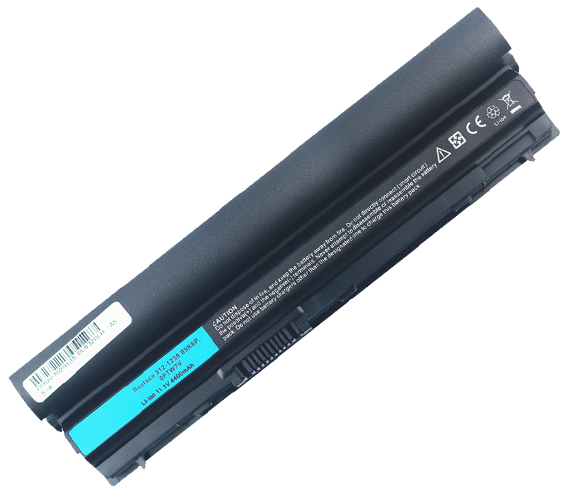 2200 mAh Dell Latitude E6120 battery