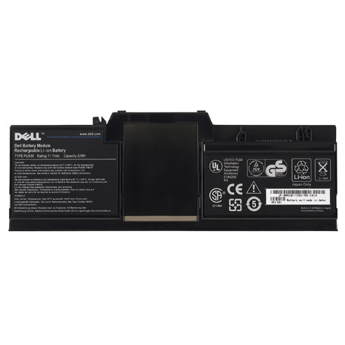 Dell Latitude XT2 XFR battery