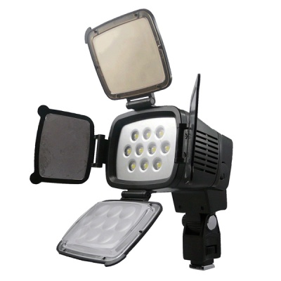 Digital LED-5012 Video Camera Light