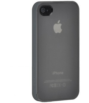 Gray Venue Series Iphone 4 / Iphone 4S Shield Shell