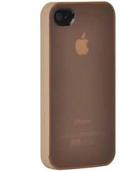 Mocha brown Venue Series Iphone 4 / Iphone 4S Shield Shell