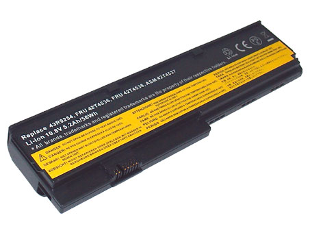 Lenovo ThinkPad X201s battery