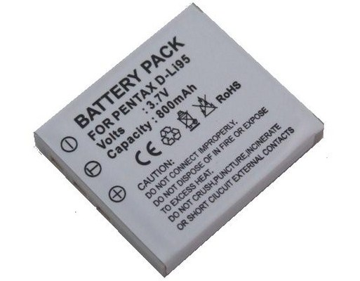 Pentax Optio M85 battery