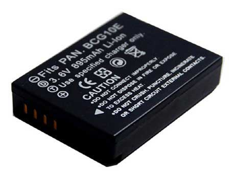 Panasonic Lumix DMC-ZX1 battery