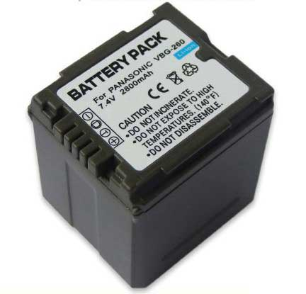 Panasonic HDC-SD9GK battery