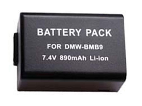 Panasonic Lumix DMC-FZ40 battery