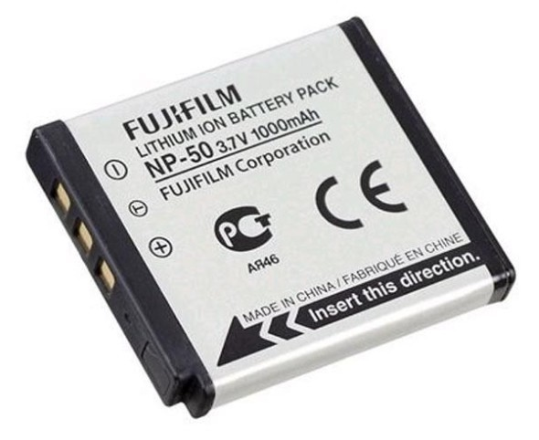 FUJIFILM FinePix F85EXR battery