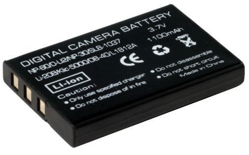 FUJIFILM FinePix F601 Zoom battery