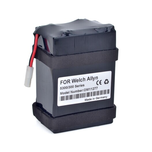 Welch Allyn 5300 300 series Biomedical Battery