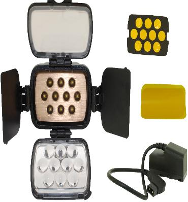Digital LED-VL001B Video Camera Light